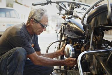 Как покупать и проверять мотоцикл бу?